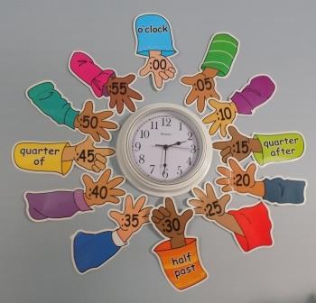 clock rm 5